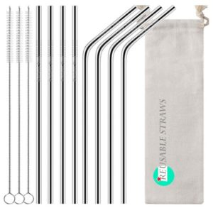 Antonki Reusable Straws
