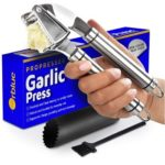 Orblue Premium Garlic Press