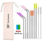 SEIVAN Straws Set
