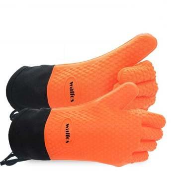 Walfos BBQ Silicone Gloves