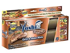 Yoshi Copper Grill Mat