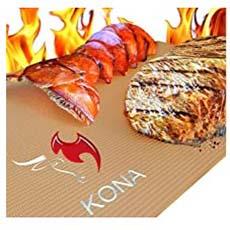 kona copper grill mat