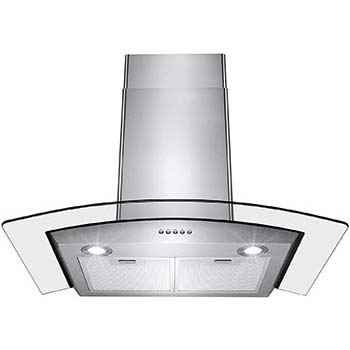 Perfetto Kitchen and Bath Range Hood