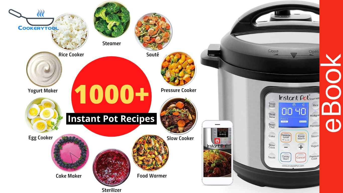 INSTANT POT PRESSURE COOKER RECIPES PDF