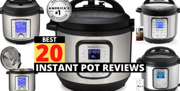 Instant Pot Pressure Cooker Reviews