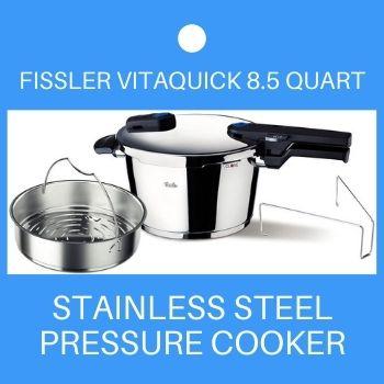 Fissler vitaquick 8.5 Quart