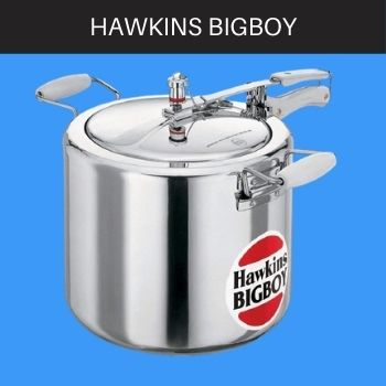 HAWKINS BIGBOY Commercial Pressure Cooker