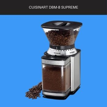 CUISINART DBM-8 Supreme
